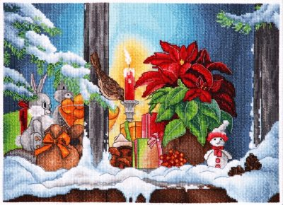 Christmas time | Needlepoint Kits