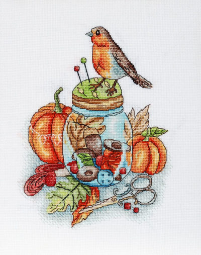 Autumn handmade | Needlepoint Kits