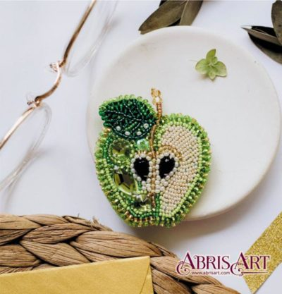 Green apple | Needlepoint Kits
