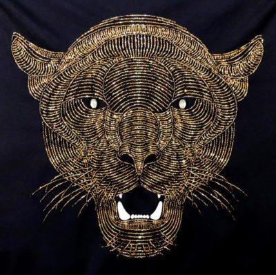 Panther's smile | Needlepoint Kits