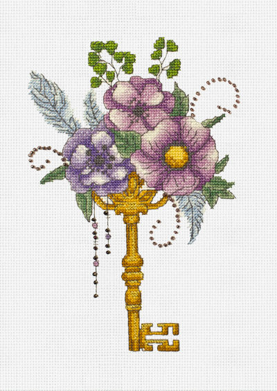 Magic key | Needlepoint Kits