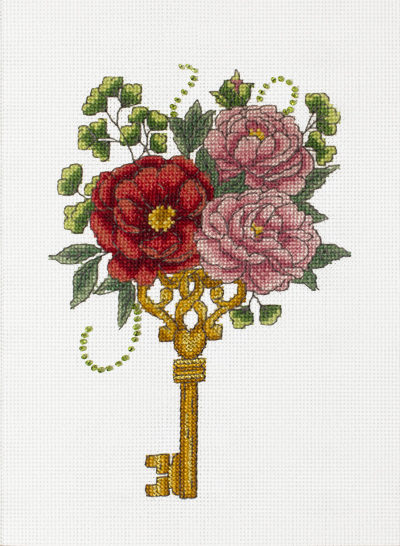 Сherished key | Needlepoint Kits