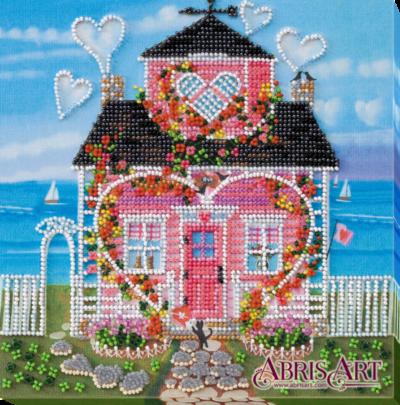 Where love lives | Needlepoint Kits