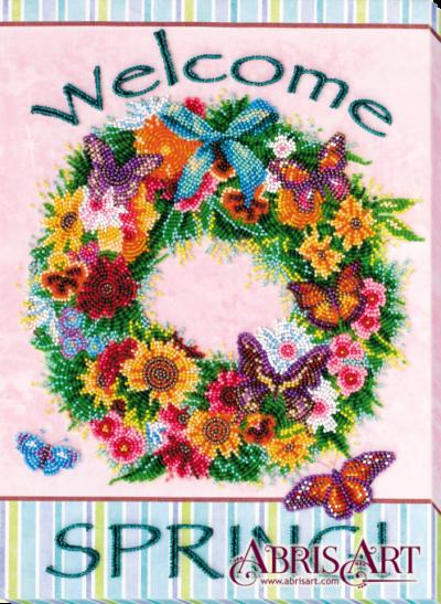 Spring came | Needlepoint Kits