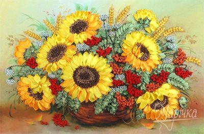 Rowan Sunflowers | Needlepoint Kits