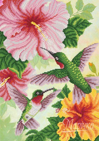 Hummingbird | Needlepoint Kits
