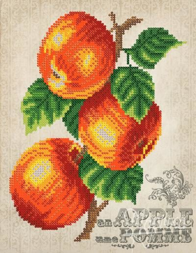 Vintage.Apples | Needlepoint Kits