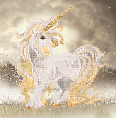 Unicorn | Needlepoint Kits