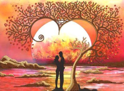 Love tree | Needlepoint Kits