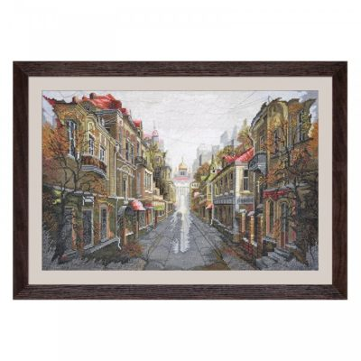 City for two | Needlepoint Kits
