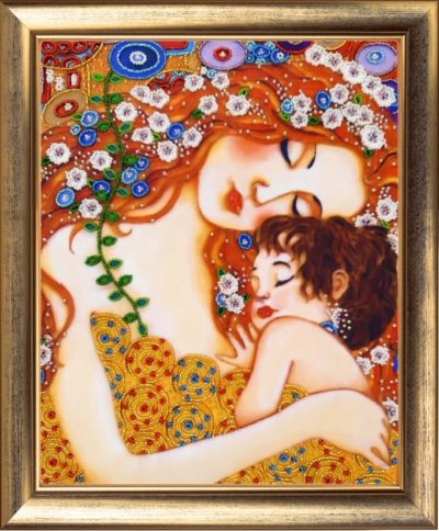 Mother and child | Needlepoint Kits