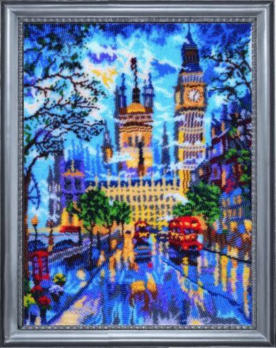Evening london | Needlepoint Kits