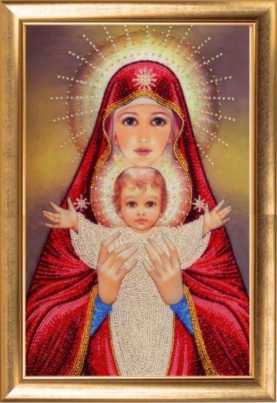 Madonna and child | Needlepoint Kits