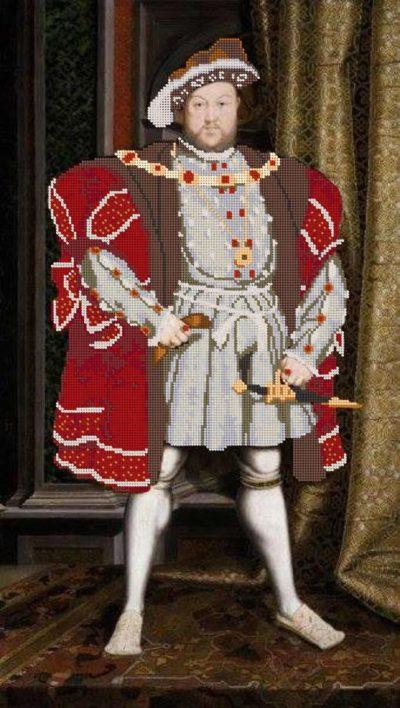 Henry VIII | Needlepoint Kits