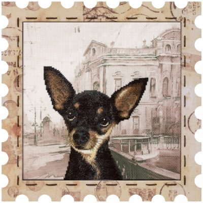 Toy Terrier | Needlepoint Kits