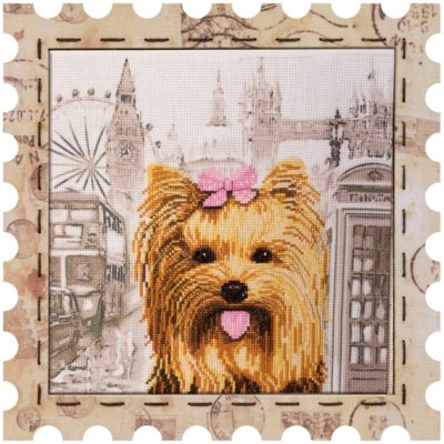 Yorkshire Terrier | Needlepoint Kits