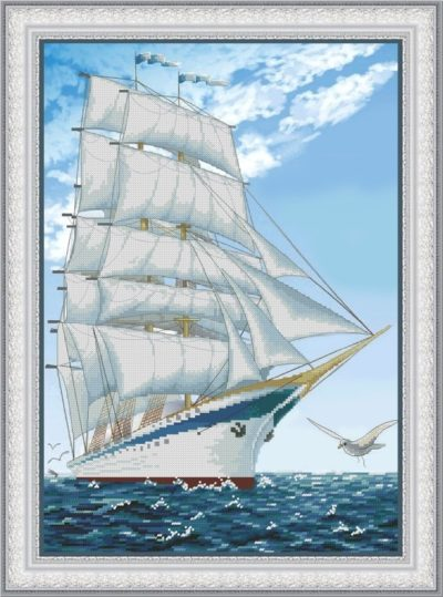Sailboat | Needlepoint Kits