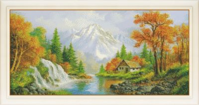 Golden autumn | Needlepoint Kits