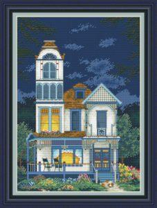 My cozy home | Needlepoint Kits