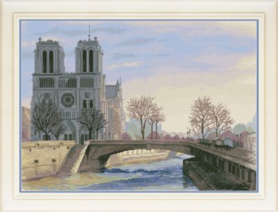 Paris | Needlepoint Kits
