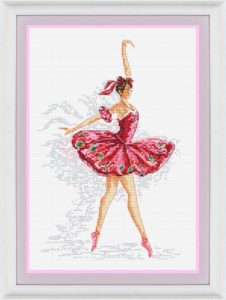 Grace of the ballet | Needlepoint Kits