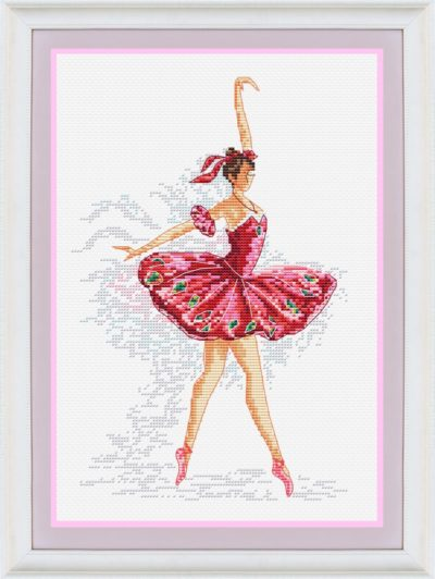 Grace of the ballet | Needlepoint Kits
