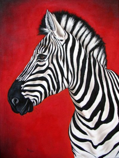 Zebra | Needlepoint Kits