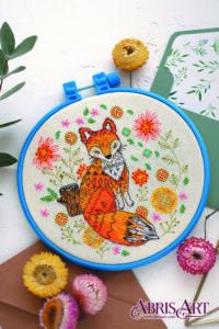 Foxy | Needlepoint Kits