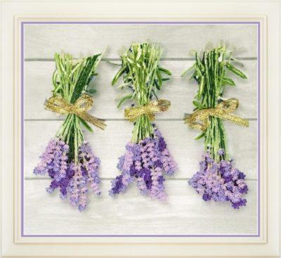 Lavender   Needlepoint Kits