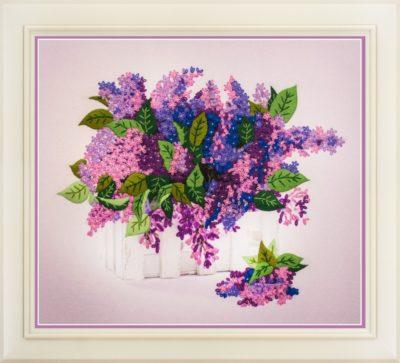 Lilac   Needlepoint Kits