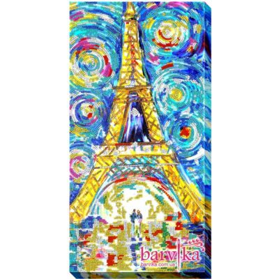 Date in paris | Needlepoint Kits