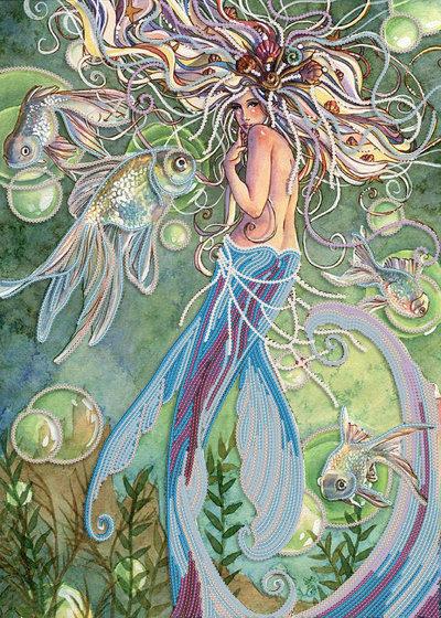 Mermaid | Needlepoint Kits
