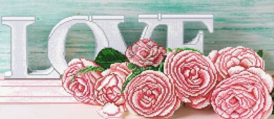 Love | Needlepoint Kits