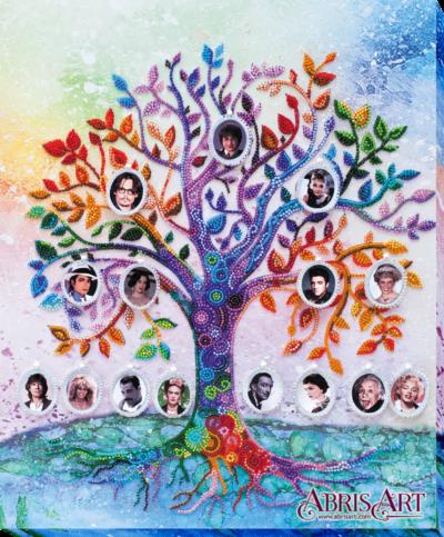 Family tree | Needlepoint Kits