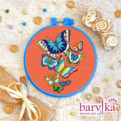 Butterflies | Needlepoint Kits