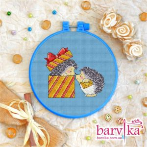 Hedgehogs | Needlepoint Kits