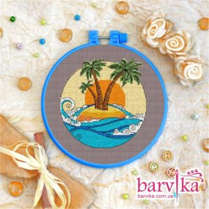 Sea motive | Needlepoint Kits