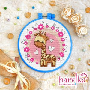 Giraffe | Needlepoint Kits