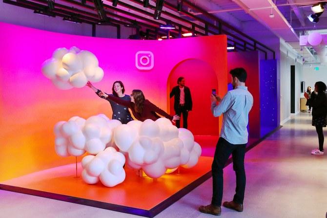 Новый офис Instagram выглядит как Instagram