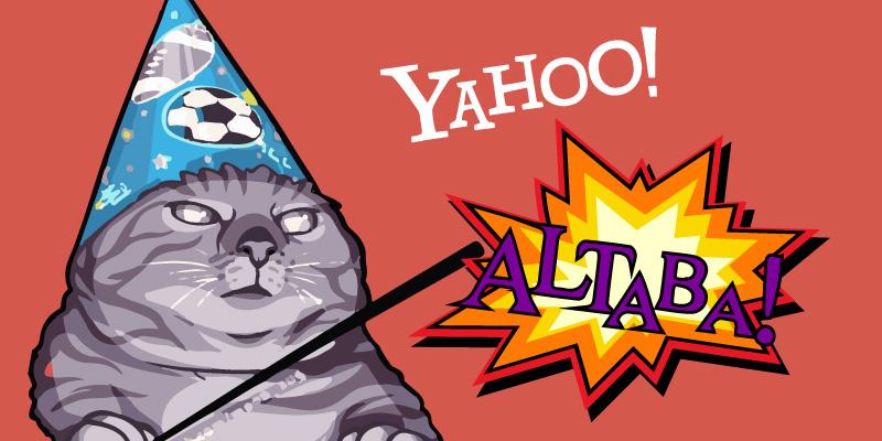 Yahoo переименовывается в Altaba перед поглощением Verizon