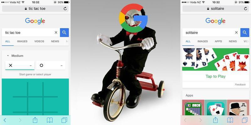 Google предлагает вебмастерам сыграть в игру