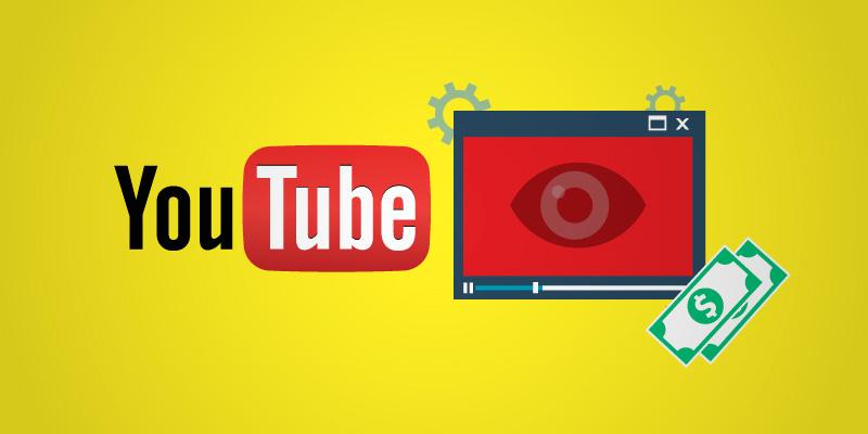 Чтобы заработать на рекламе YouTube, теперь нужен канал с 10 тыс. просмотров