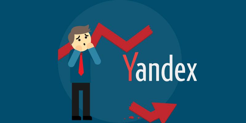 Яндекс установил антирекорд – доля поисковика в Рунете упала до 54%