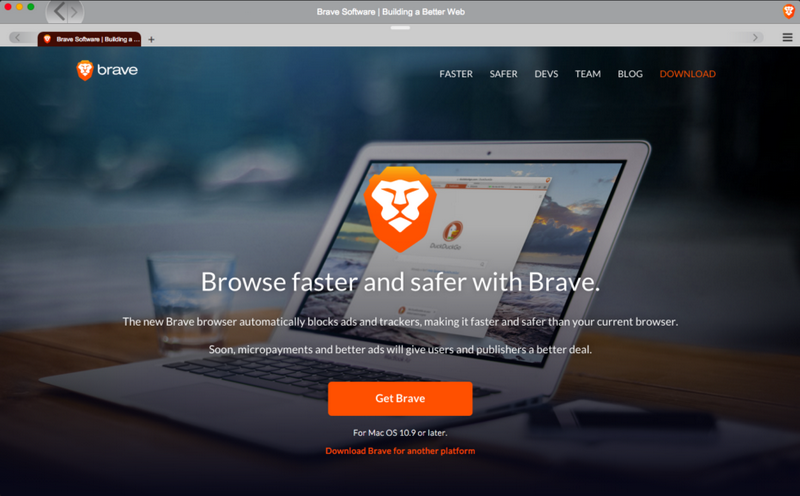 Этот браузер заплатит вебмастерам за заблокированную рекламу