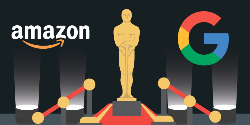 Google и Amazon будут бороться за Оскар в 2017 году