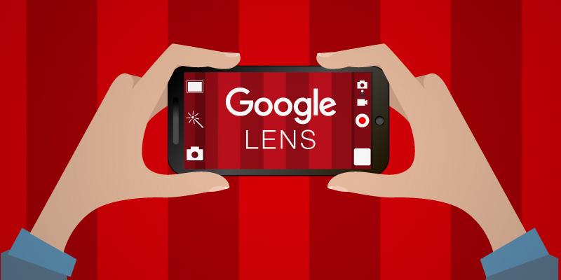 Google Lens превращает любой гаджет с камерой в поисковик для реального мира