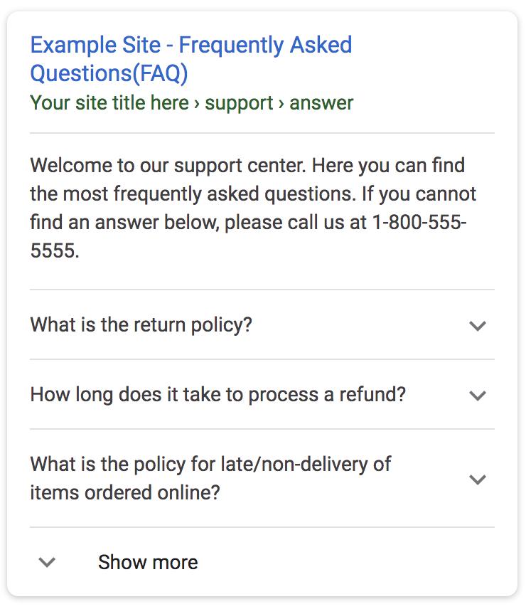 Микроразметка FAQ