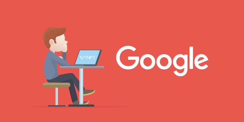Google выбросил из индекса страницы тысяч сайтов