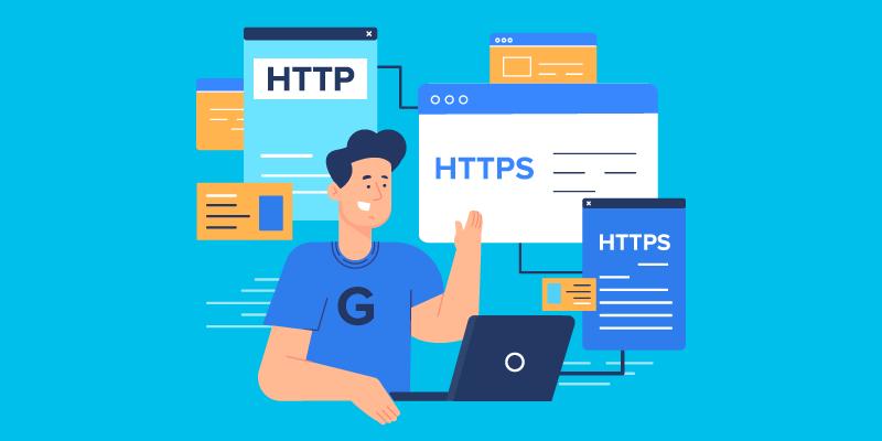 Google об отношении к ссылкам на HTTP- и HTTPS-страницах