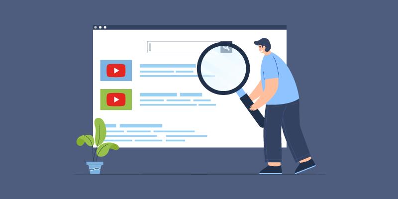 Видео из YouTube доминирует в выдаче Google